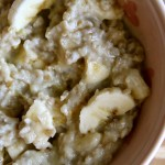Simple Banana Oats