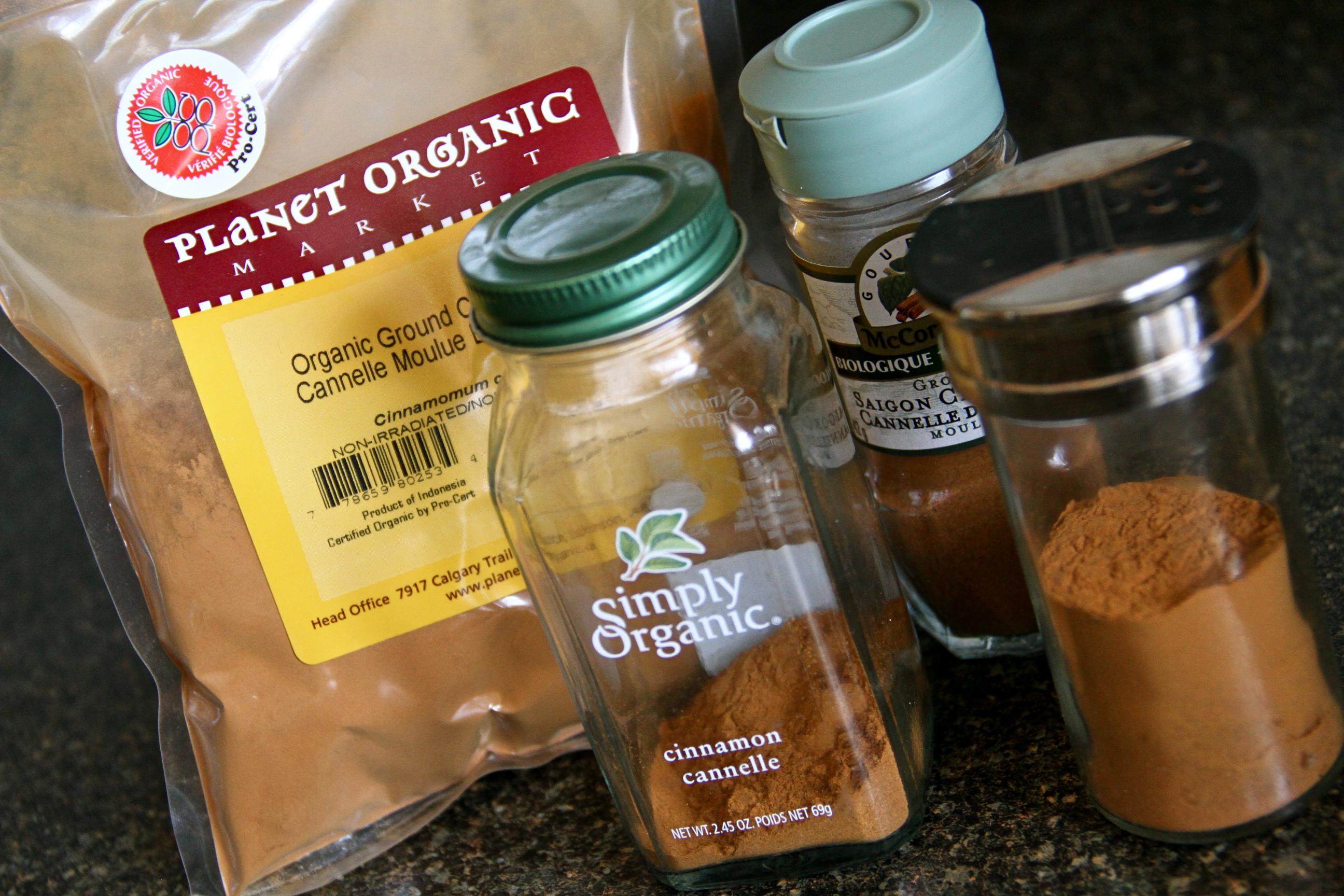 Stockpiling Cinnamon