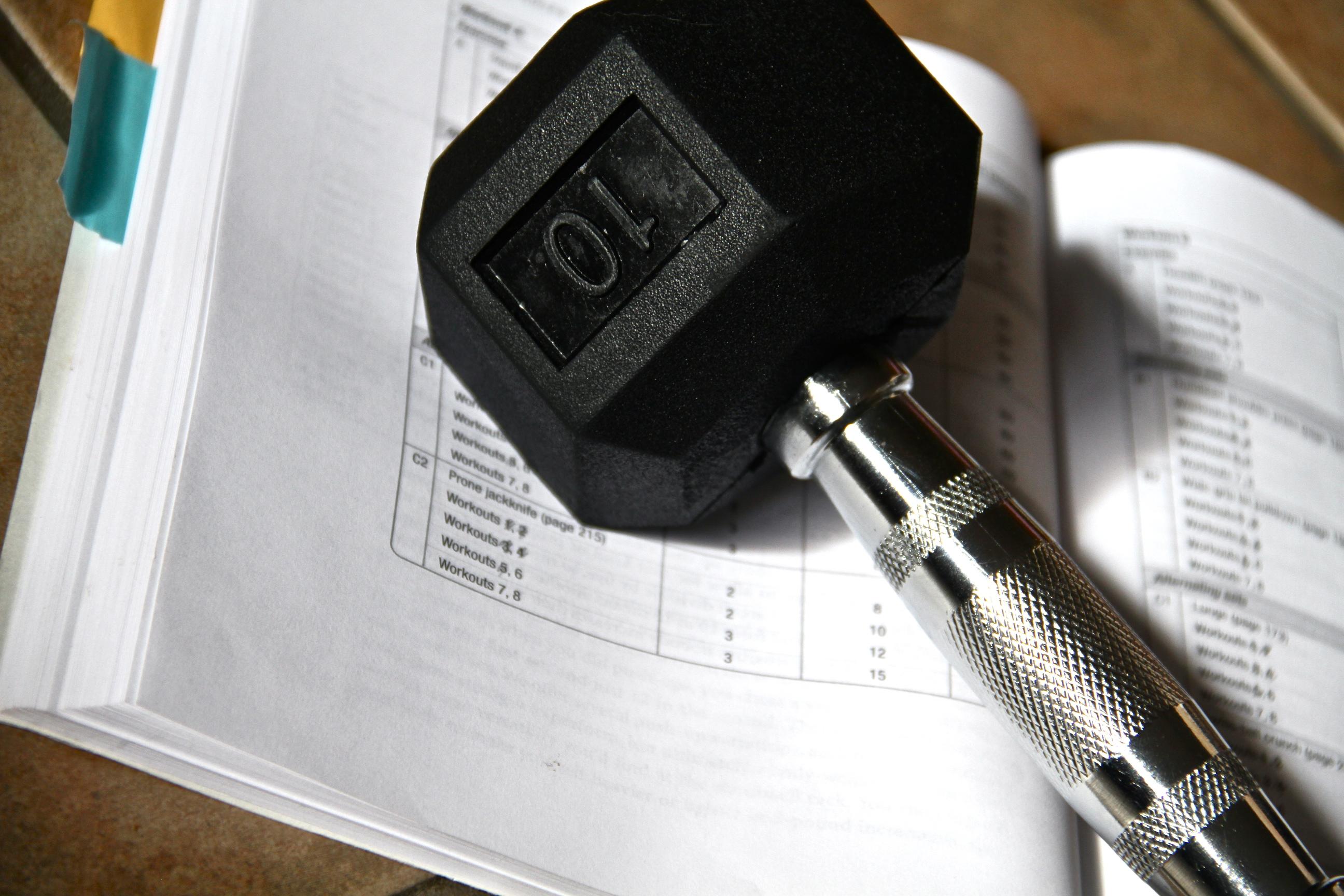Rockin' Weights Workout