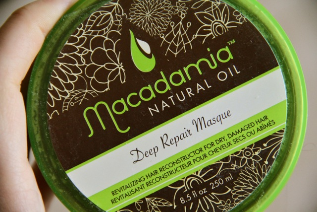 Macademia Hair Repair Masque