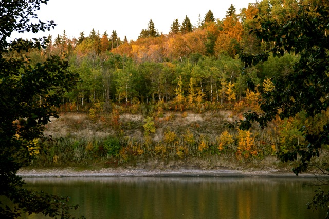 Fall River Colors