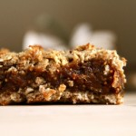 Fig and Date Oatmeal Bar