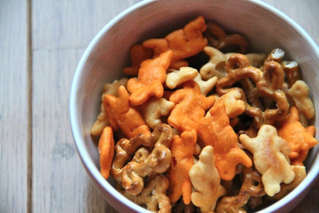 Bunny Snack Mix