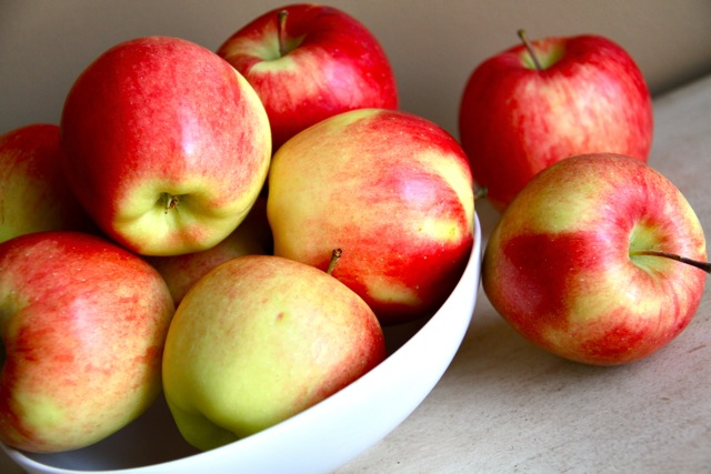 Stocked up on Apples
