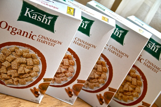 Stockpiling Cereal