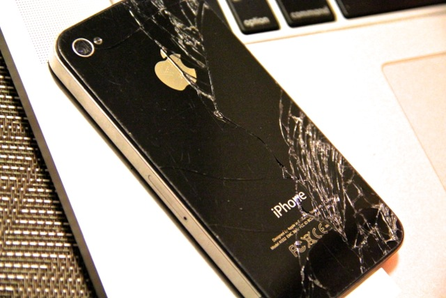 Totalled Phone