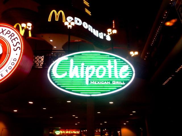 Vegas Chipotle