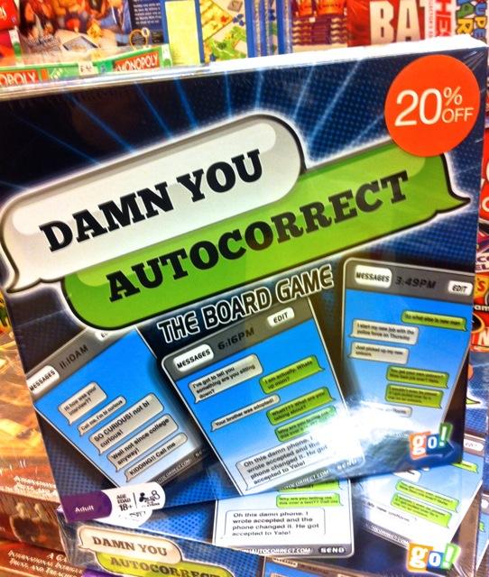 AutoCorrect Game
