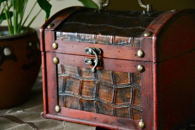 Birthday Treasure Box