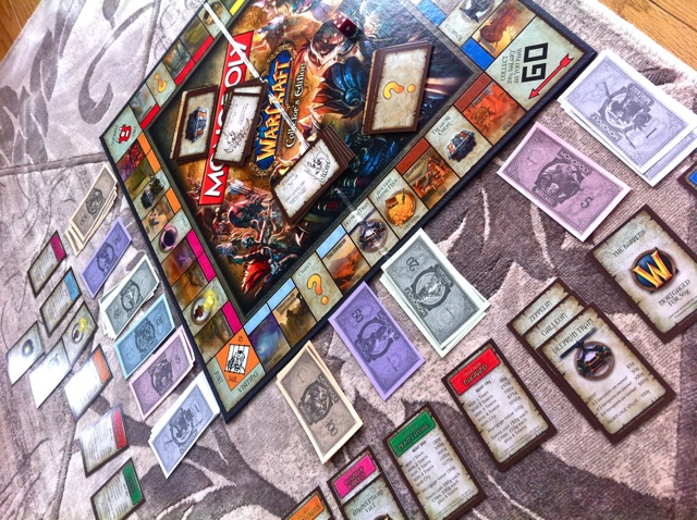 Epic Monopoly Game