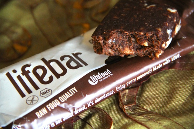Chocolate Lifebar