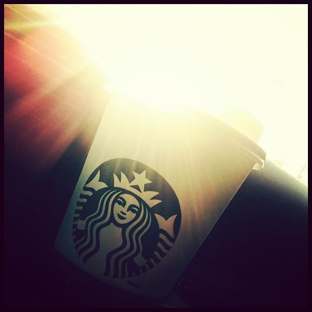 Drowning My Sorrow in Coffee