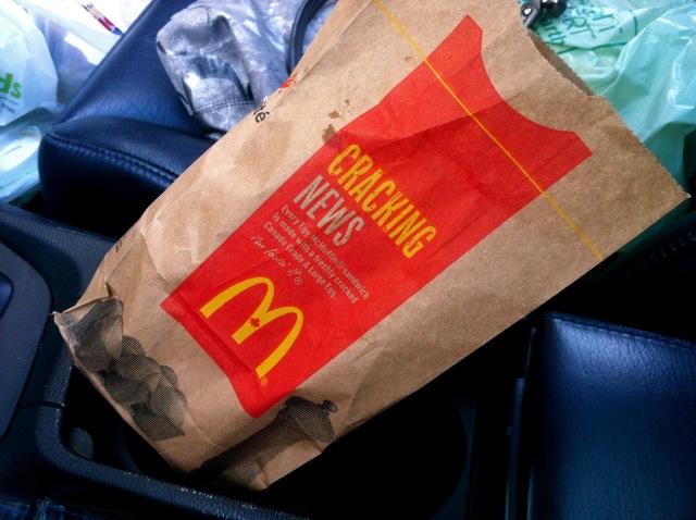 Fast Food Run