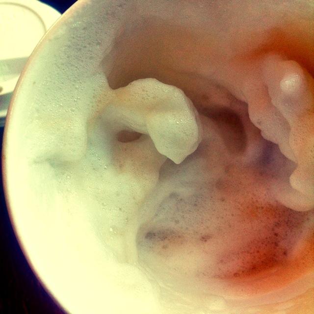 Foamy Cappuccino