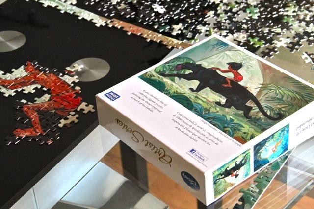 Jungle Book Puzzle