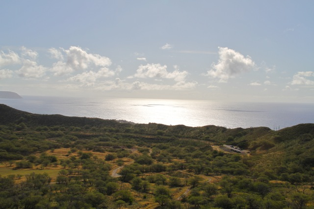 Mid Diamond Head Ocean