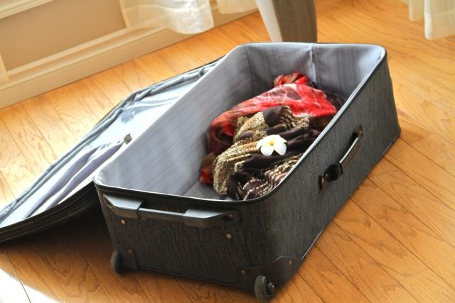 Procrastinated Suitcase