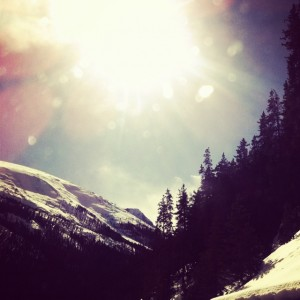 Sun on the Slopes