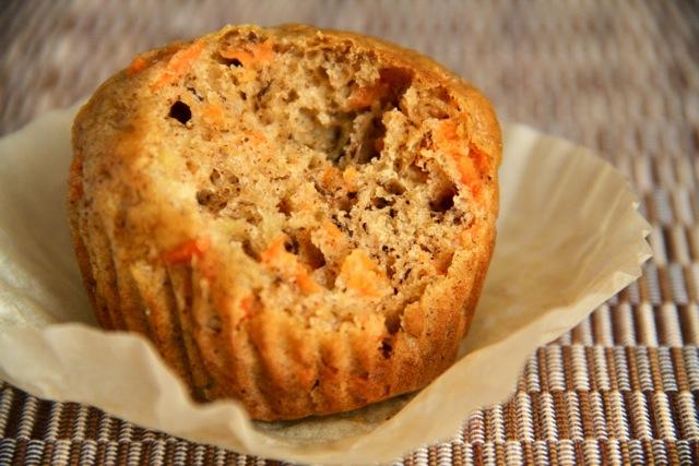 Carrot Cake Muffin