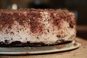 Chocolate Sprinkled Sides