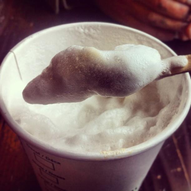 Foamy Perfection