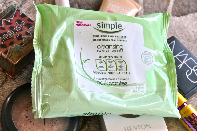 Simple Makeup Wipes