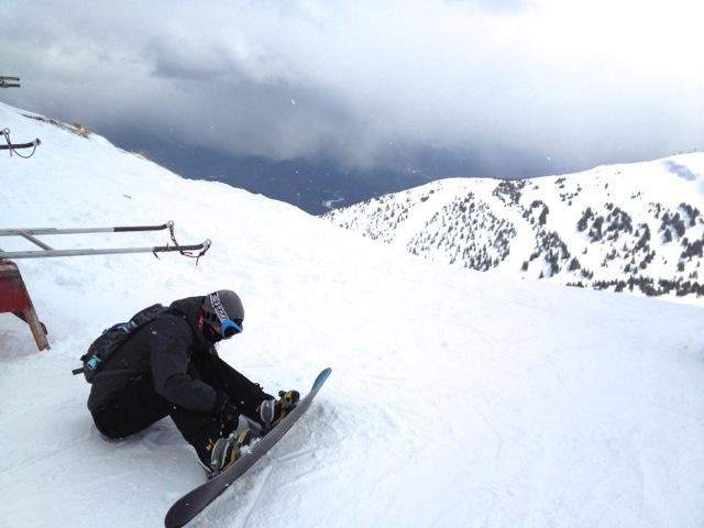 Snowboarding Prep