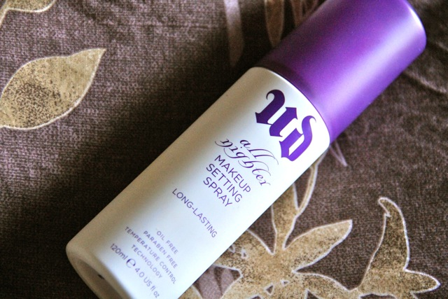 Urban Decay Spray
