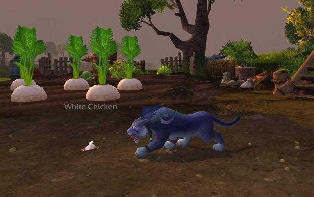 Warcraft Druid