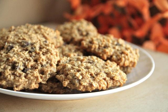 Wheaty Cookies