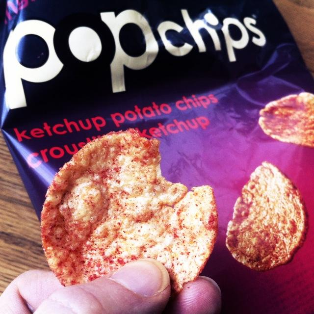 Ketchup Popchips