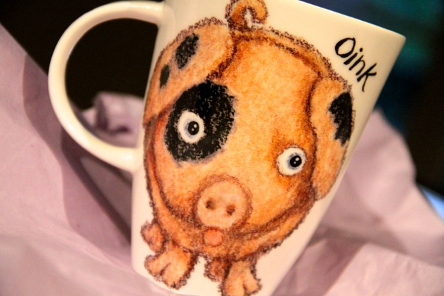 Oink Cup