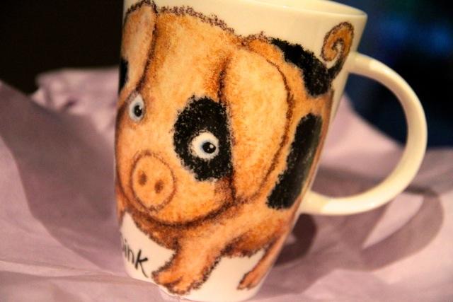 Piggy Cup