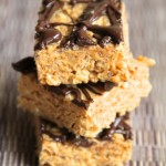 Rice Krispie Energy Bars