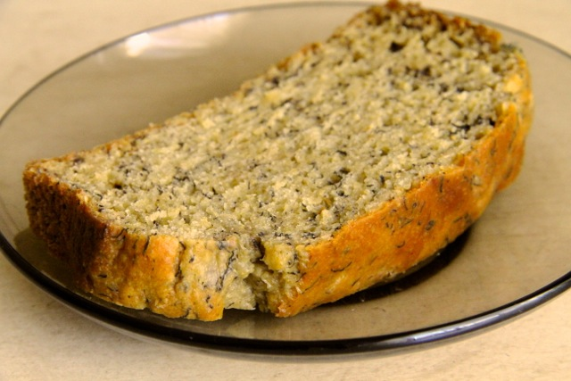 slice of soft, light, flavorful banana bread? A slice of banana bread ...