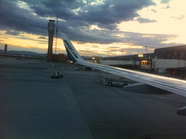 Off To Vegas