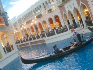 Vegas Gondola