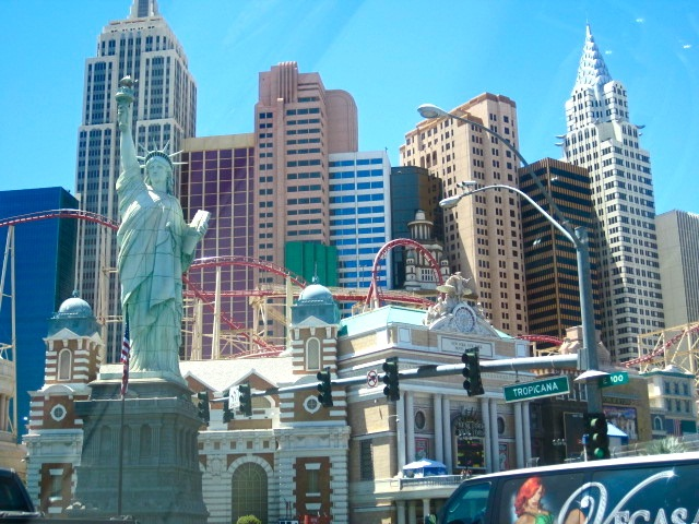 Vegas New York