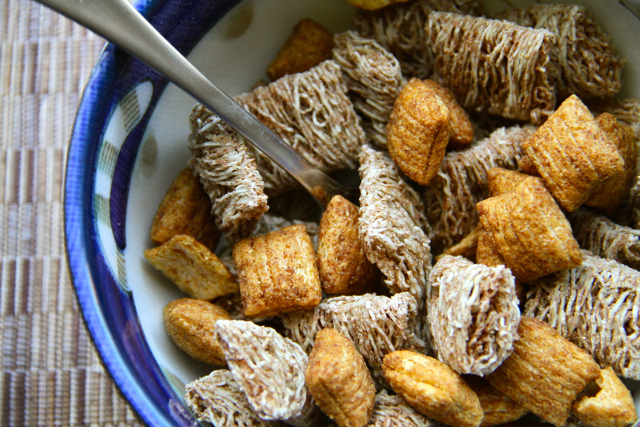 Cereal Dinner