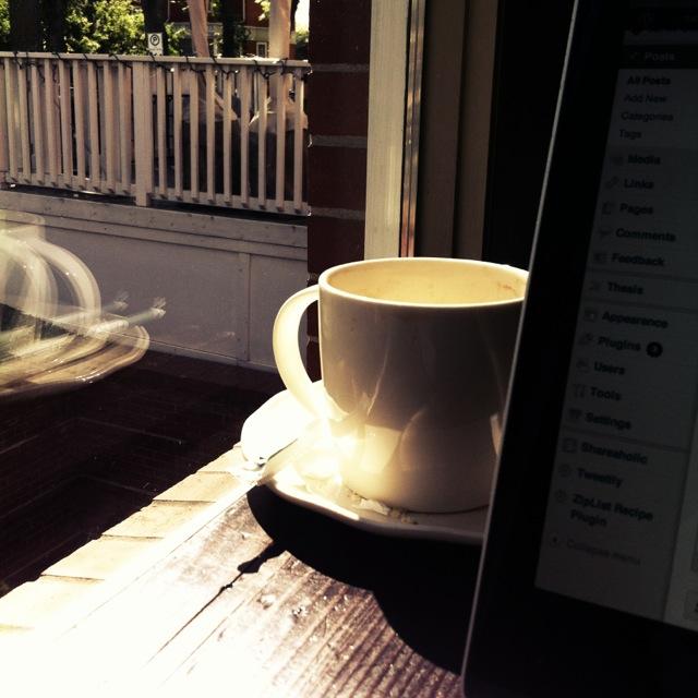 Coffee and Sun