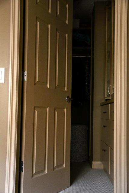 Creepy Closet