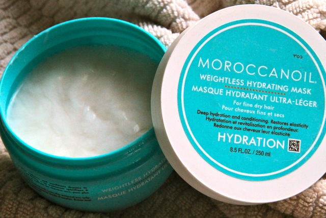 Moroccan Hair Mask