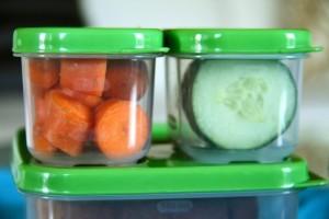 Packed Veggies