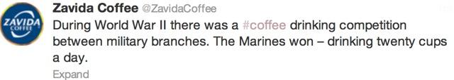 RF Coffee Cups