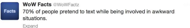RF Pretend Text