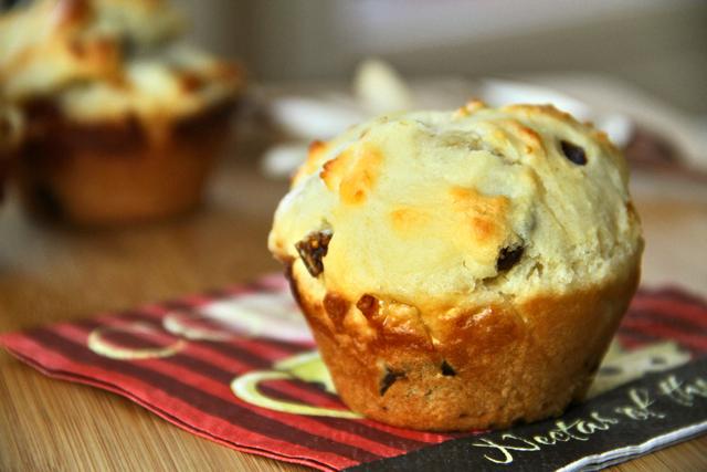 Bun-Like Figgy Muffins