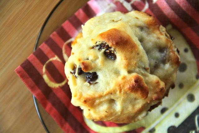 Cheesy Muffin Top