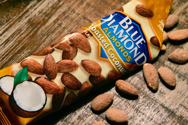 Coconut Almonds