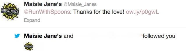Maisie Jane Follow