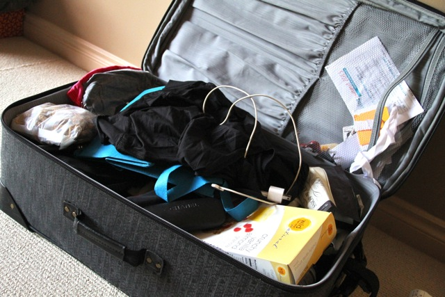 Unpacking the Suitcase
